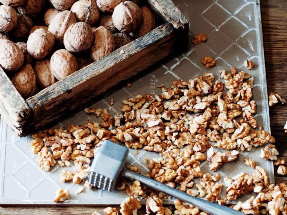 Walnuts are one of the best brain food you can eat