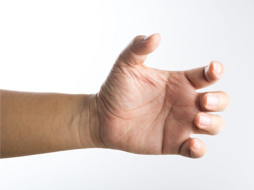 Grip strength reveals: heart health