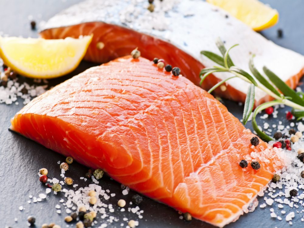 Salmon is one of the best brain foods you can eat