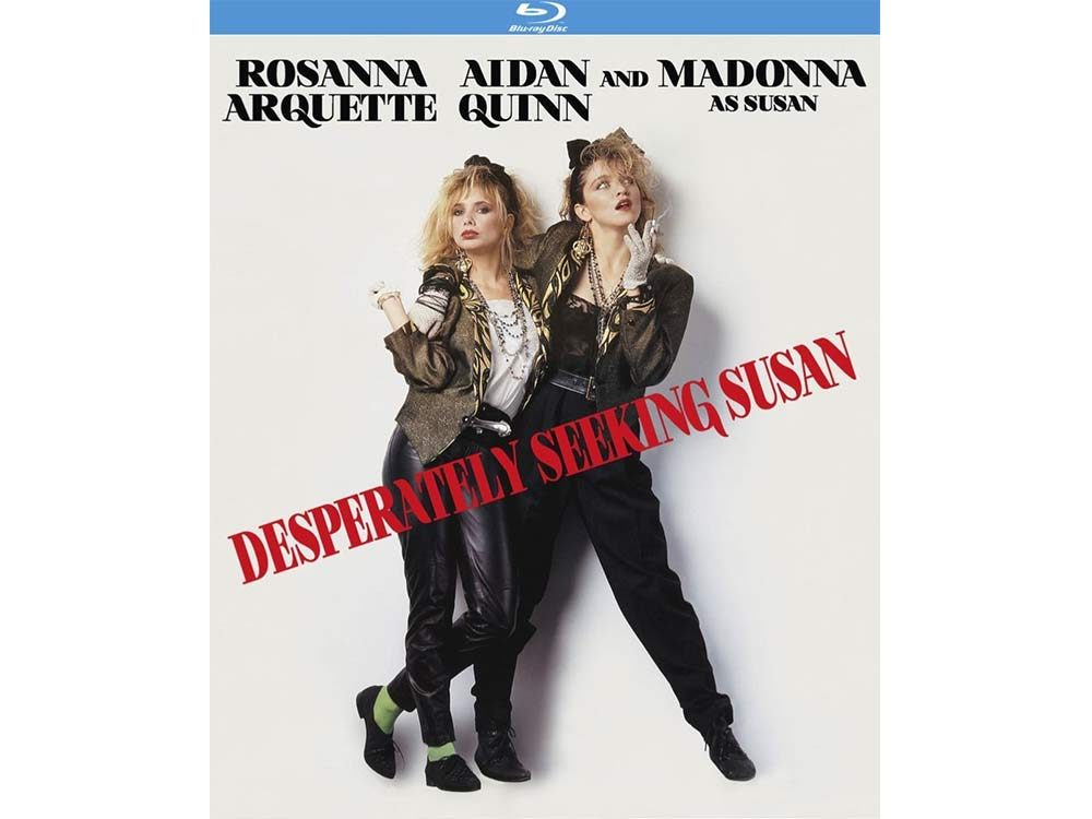 Desperately Seeking Susan blu-ray