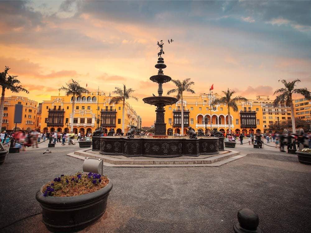 Lima est toujours l'une des destinations les plus populaires en Amérique du Sud.