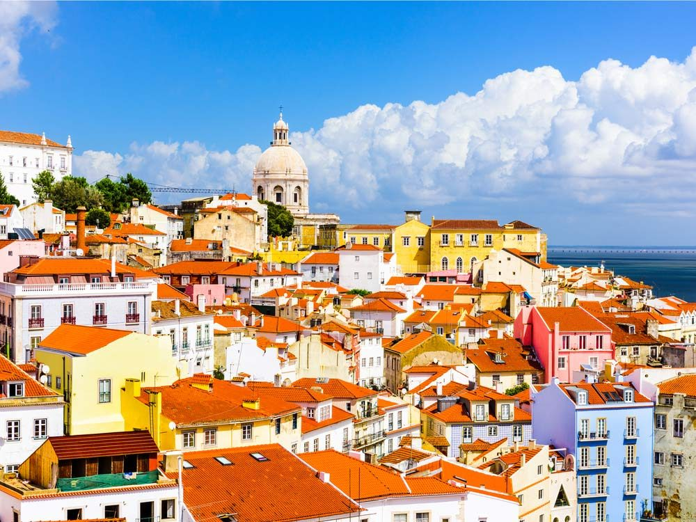 Lisbonne, au Portugal, est une destination abordable.