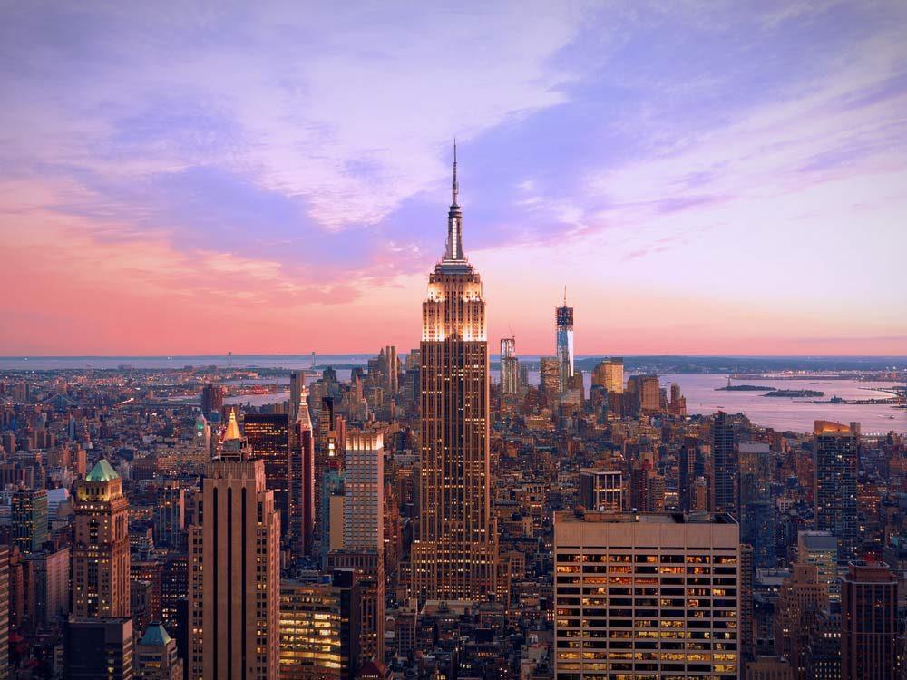 New York abrite certaines des attractions les plus célèbres au monde.
