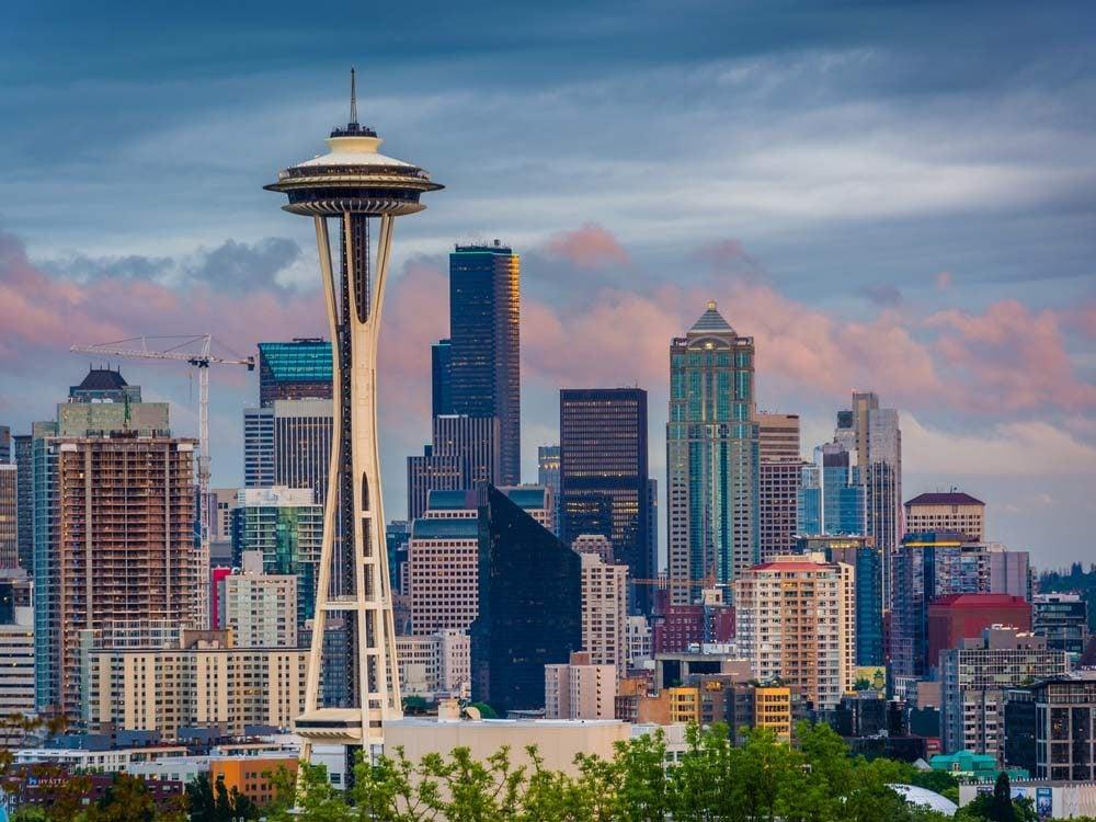 Plus qu'une ville portuaire souvent trempée par la pluie, le paradis des arts et des cafés qu'est Seattle, à Washington, a enregistré une augmentation de 50 % des recherches de voyages cet été par rapport à l'année dernière.