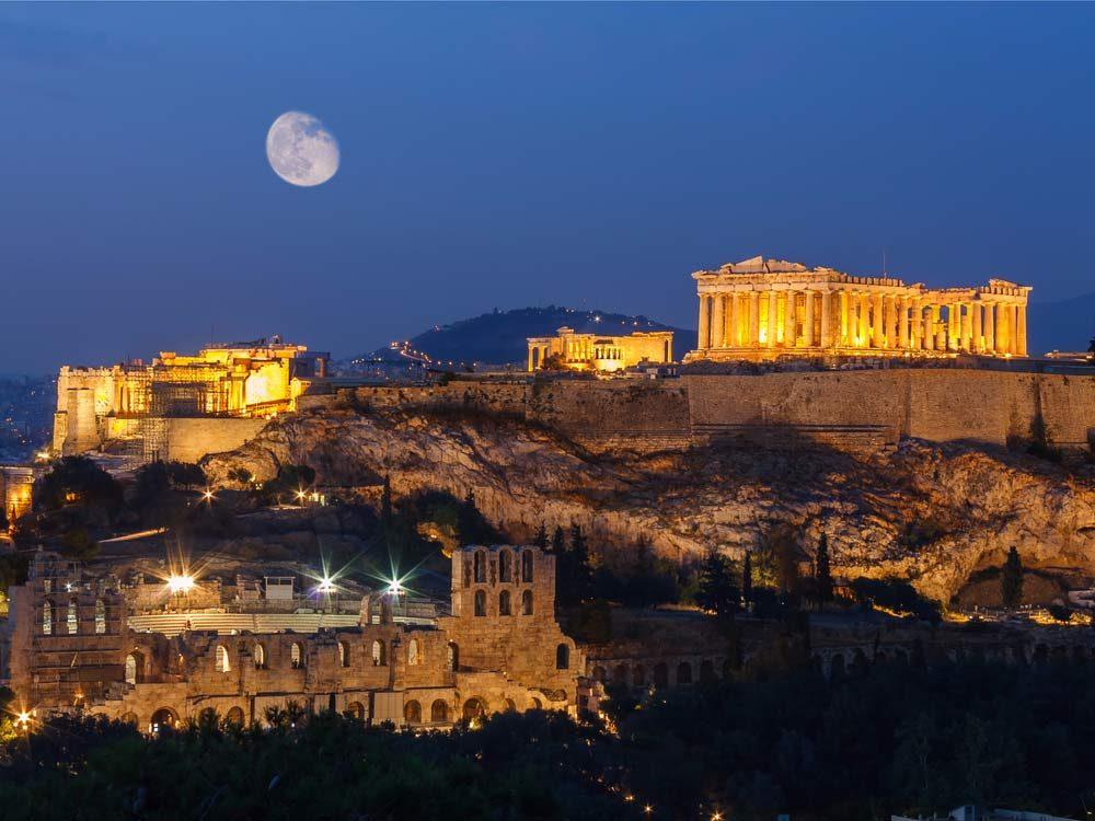 Le taux de change peu favorable ne ralentit pas l'intérêt pour la Grèce.