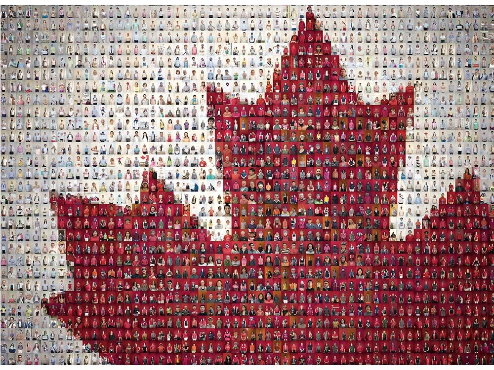 Canadian Mosaic Project