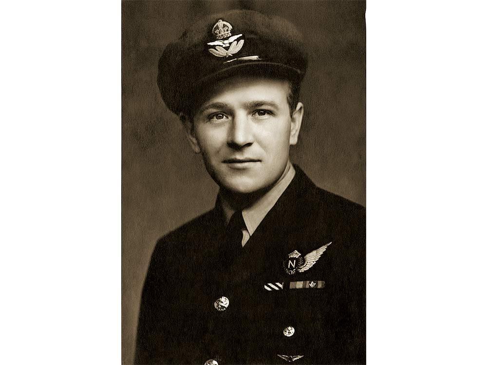 Veteran Matthew James Tully