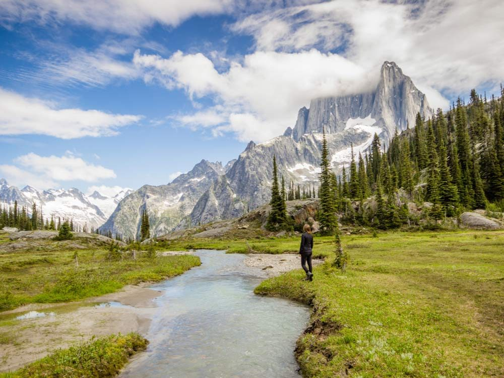 Go where Canadian park rangers go: beyond the lookouts