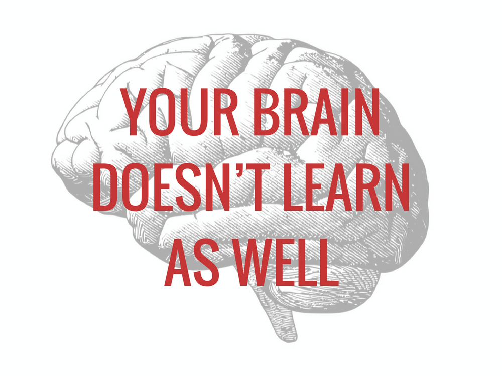 Your brain doesn't learn as well under stress
