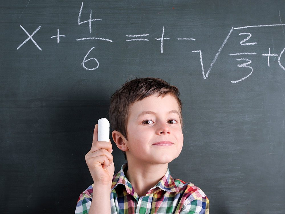 Active children have better memory