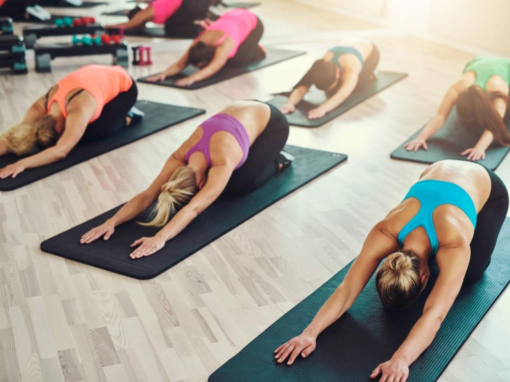 Yoga makes you more open