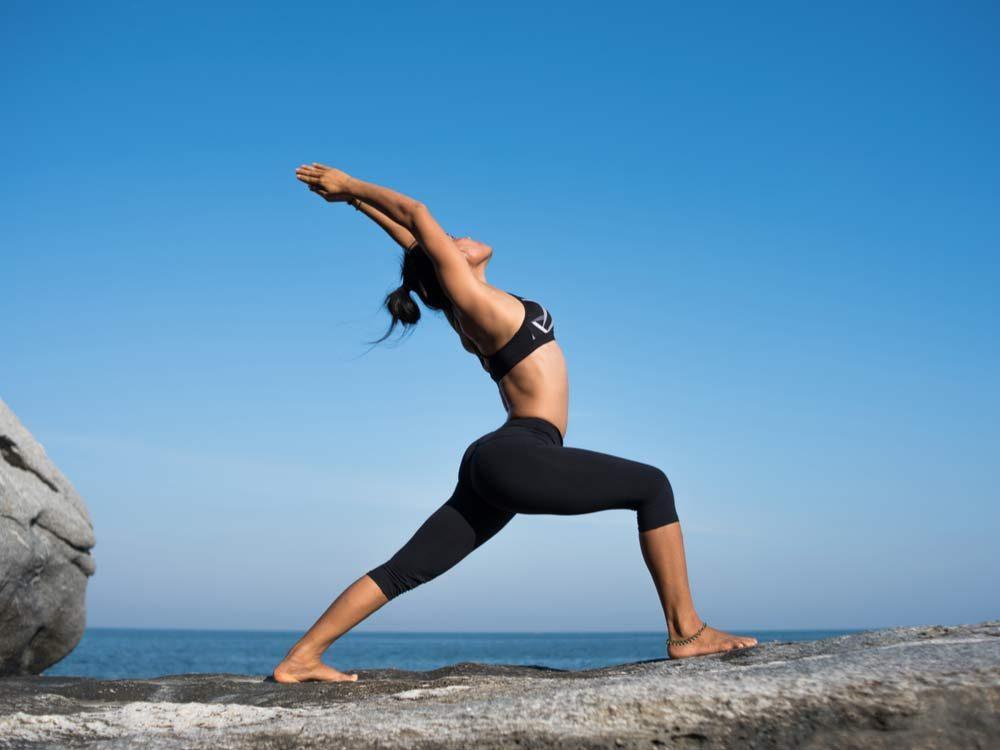 Yoga gives you life goals