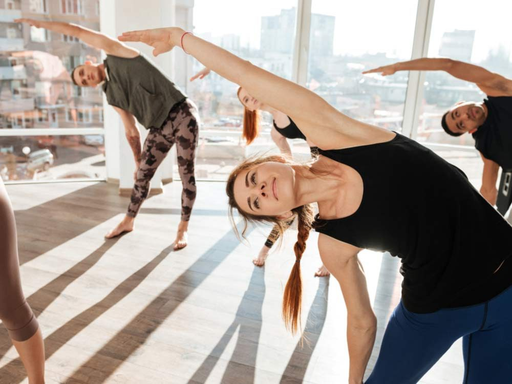 Benefits of yoga for everyone