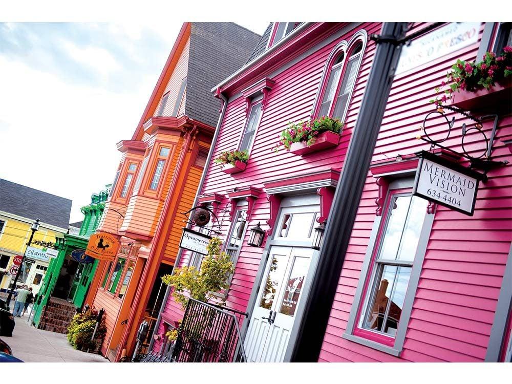 Nova Scotia's Lighthouse Route