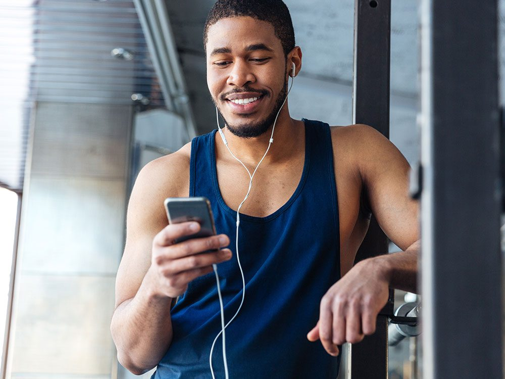 Best fitness apps for smartphones