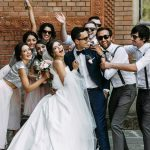 The Notably Unromantic Reason We Have Bridesmaids and Groomsmen at Weddings