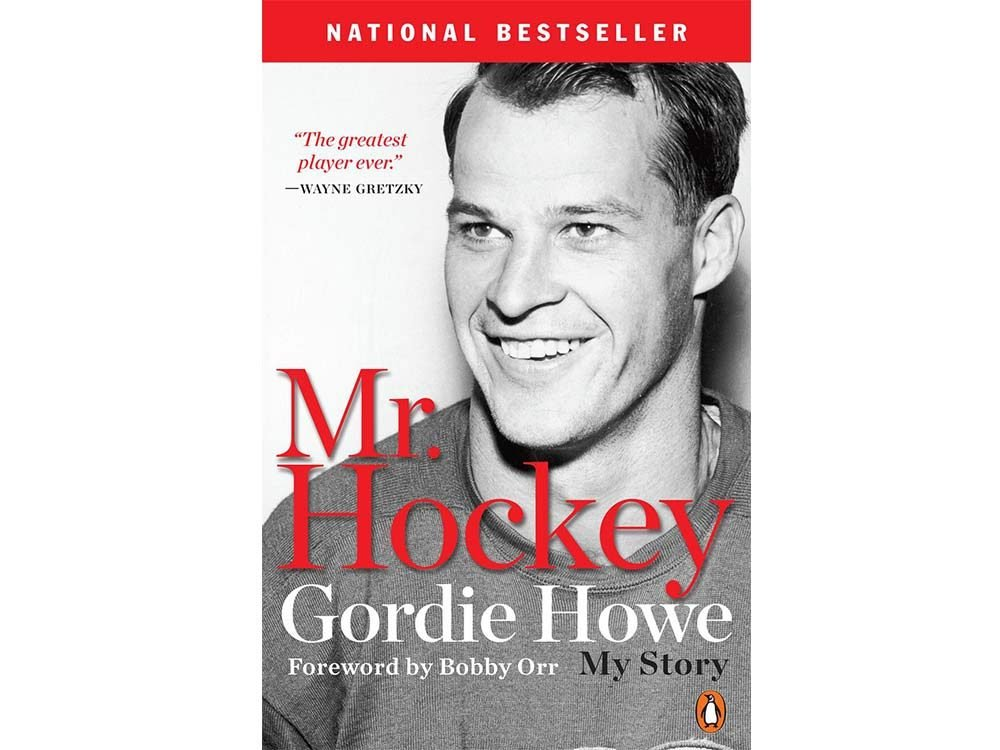 Mr. Hockey by Gordie Howe