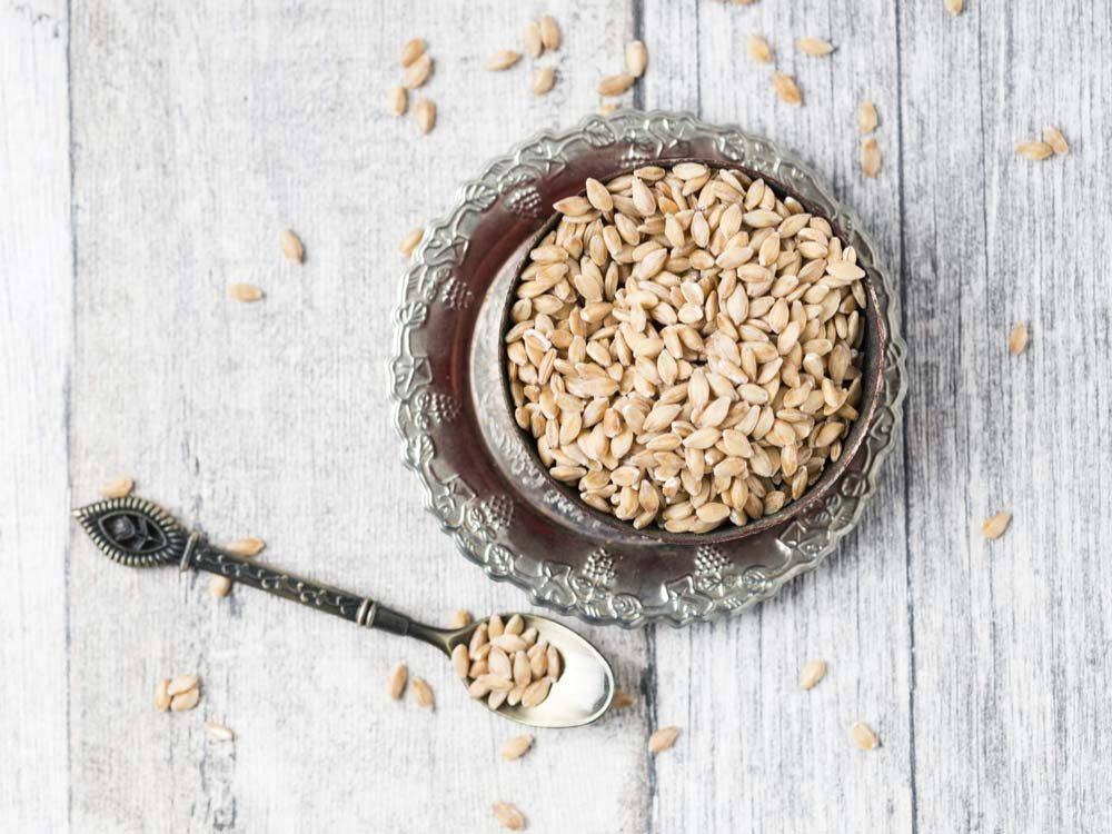 The ancient grain einkorn is the next big superfood