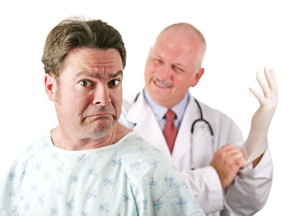 Funny doctor's office jokes