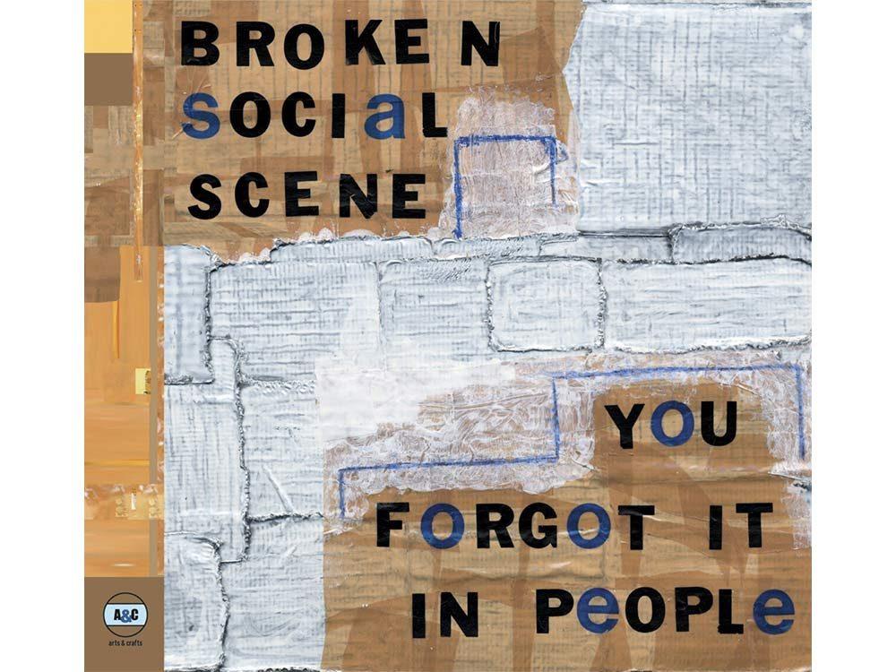 Broken Social Scene - You Forgot It in People