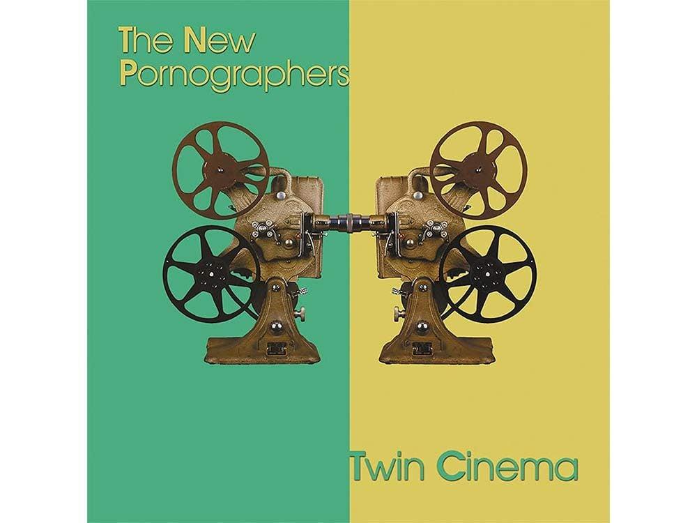 The New Pornographers - Twin Cinema