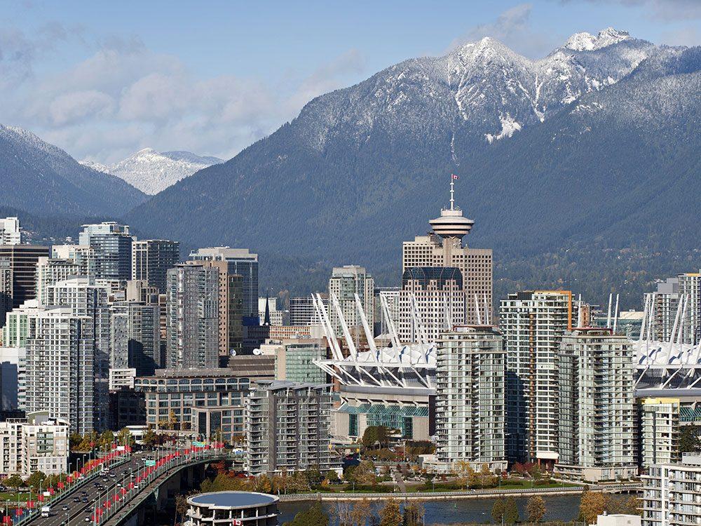 Grouse Mountain, Vancouver