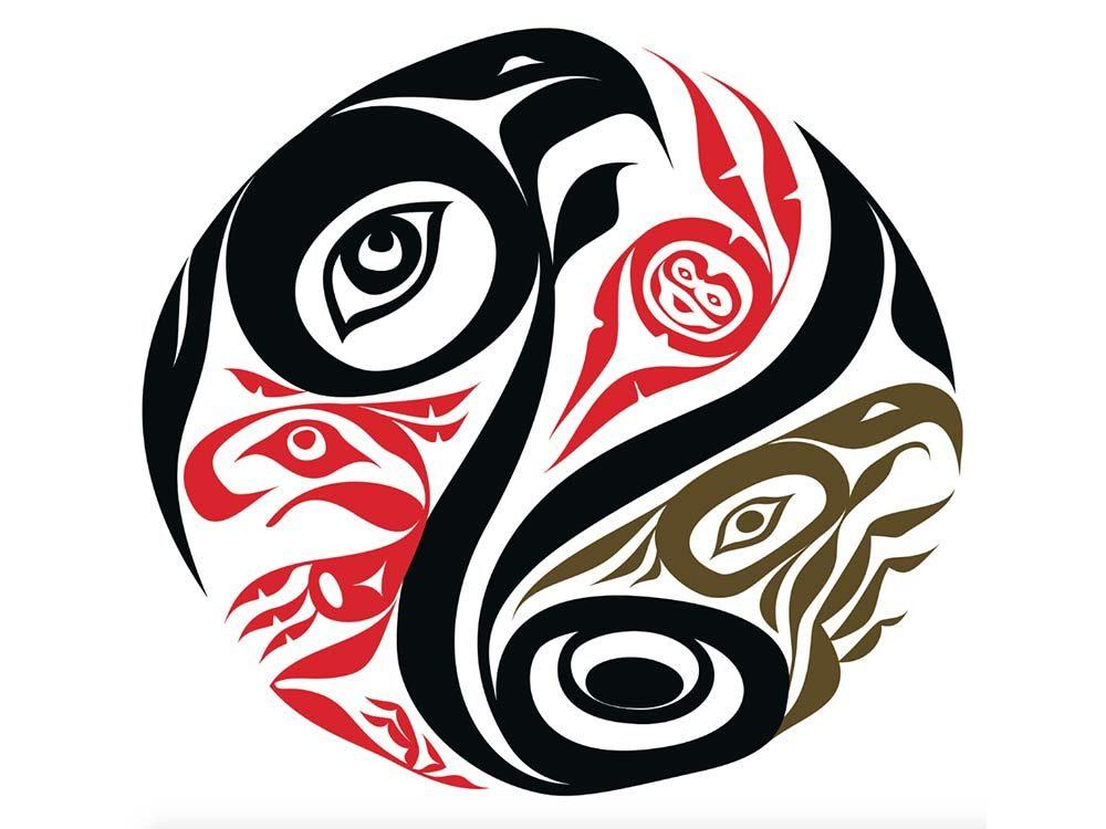 Haida Gwaii symbol