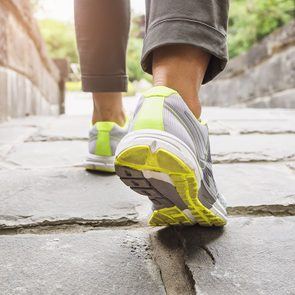 Health benefits of walking 10,000 steps a day