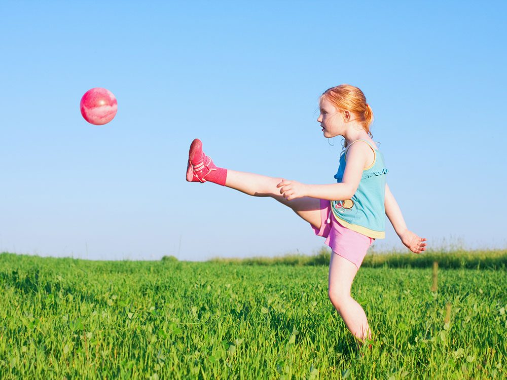 Kids who exercise have longer attention spans