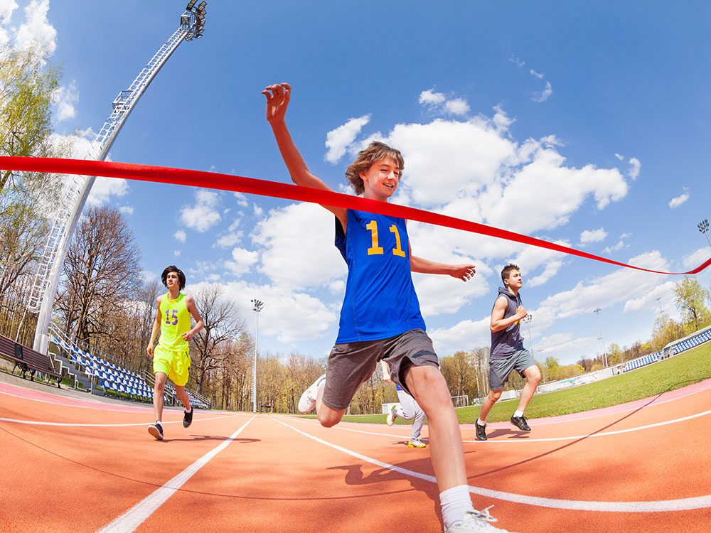 Long-term benefits of childhood exercise