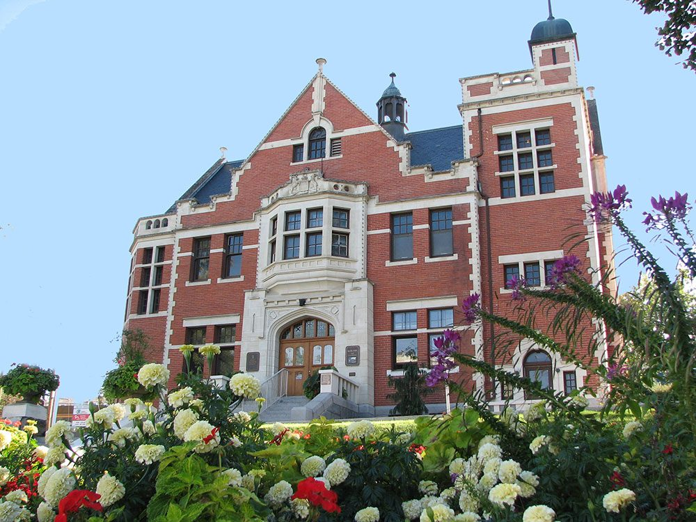 Old Kamloops Courthouse