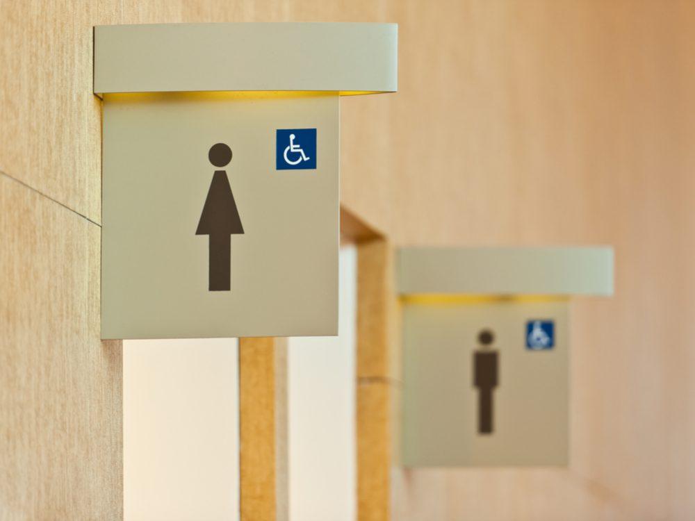 Beat traveller's diarrhea by scheduling bathroom breaks