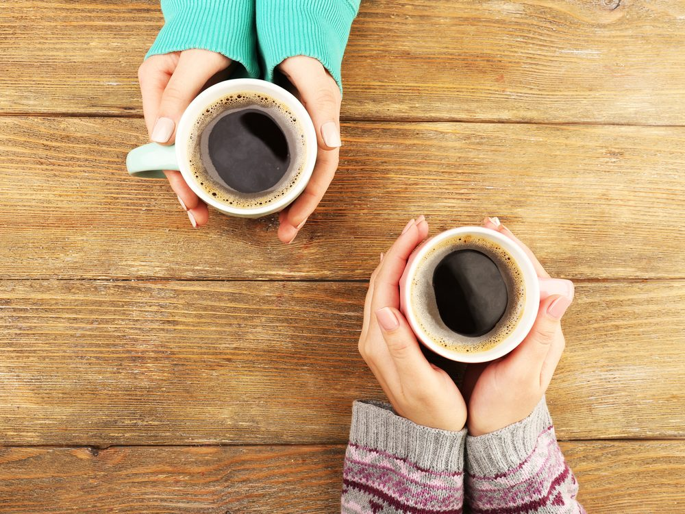 Coffee can spike blood sugar levels