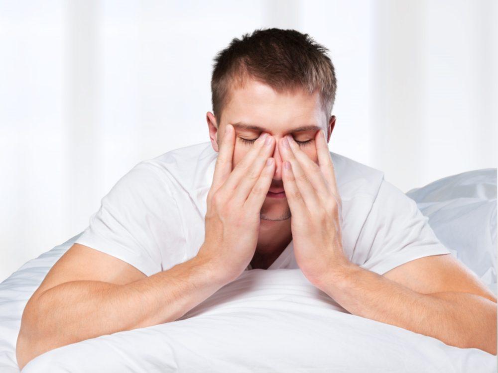 Skimping on sleep can spike blood sugar levels