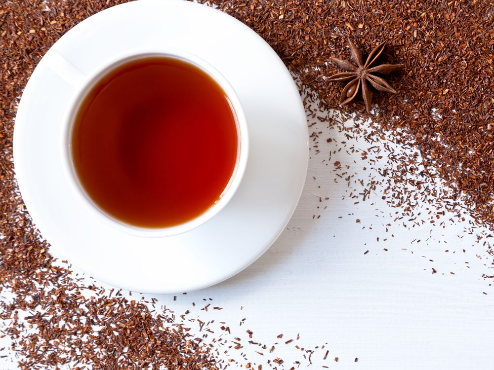 Tea can help beat a cold