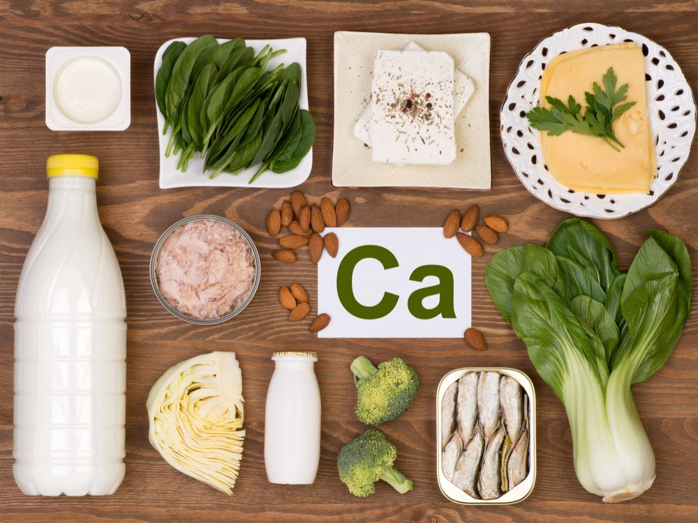 11 calcium-rich foods that are natural fat burners