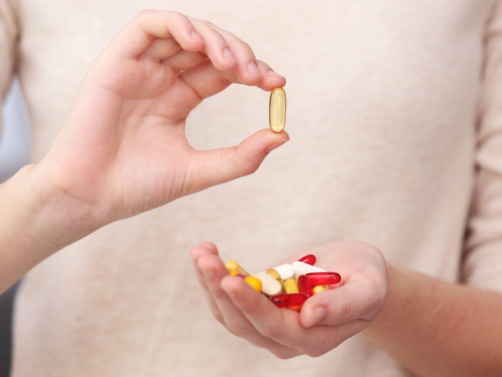 Add a vitamin