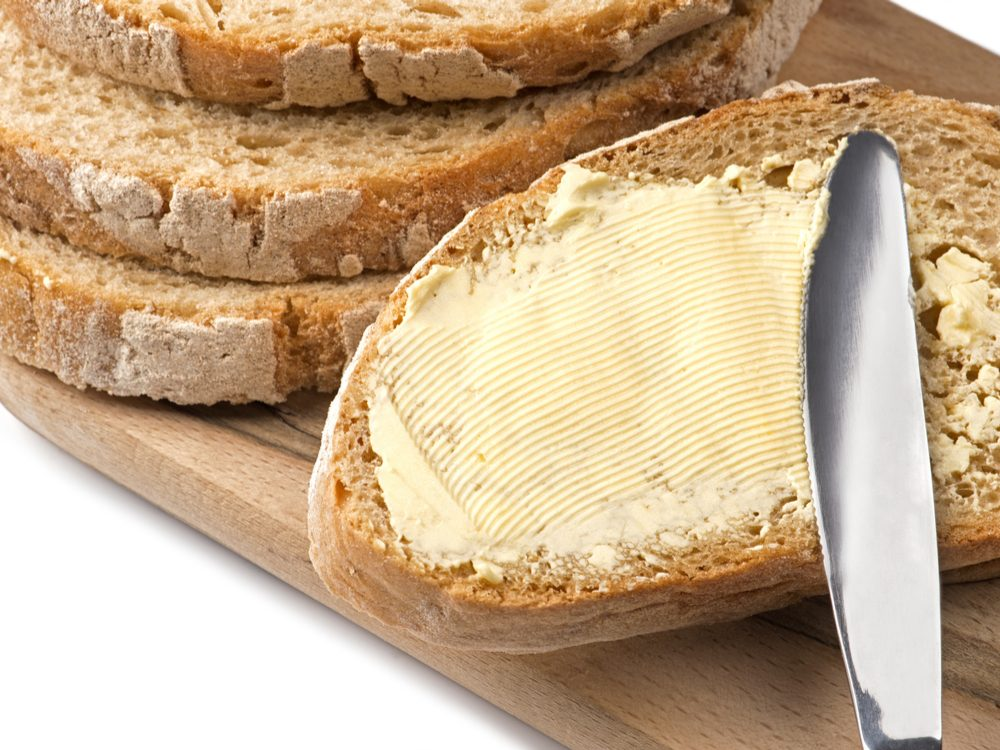 Consider butter substitutes