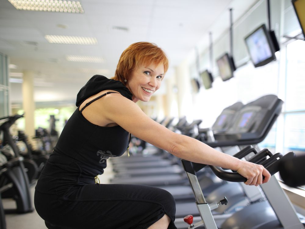 Cardio intervals are a proven weight loss tip from The Biggest Loser
