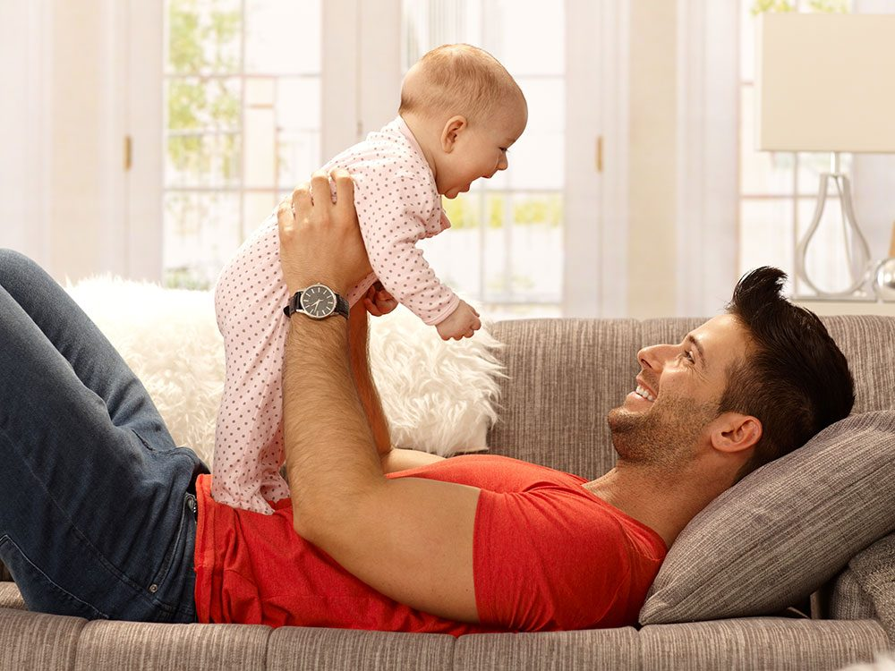 Tips for stay-at-home dads (SAHD)