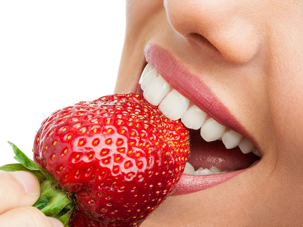 10 Tips for Healthy, White Teeth