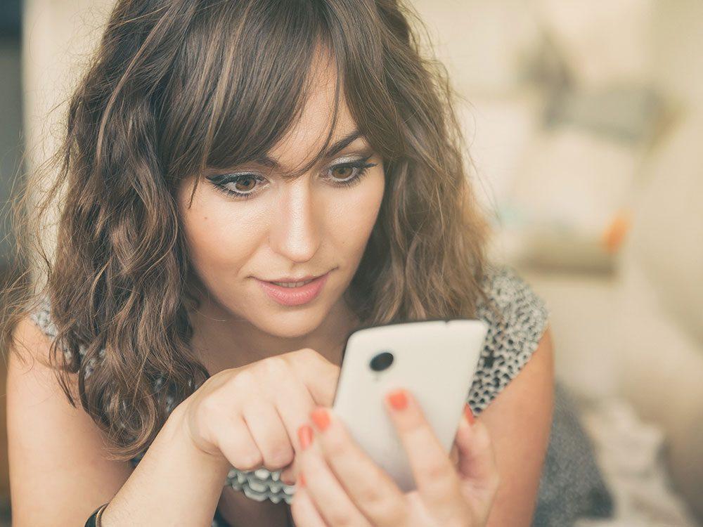 Turn off social media push notifications