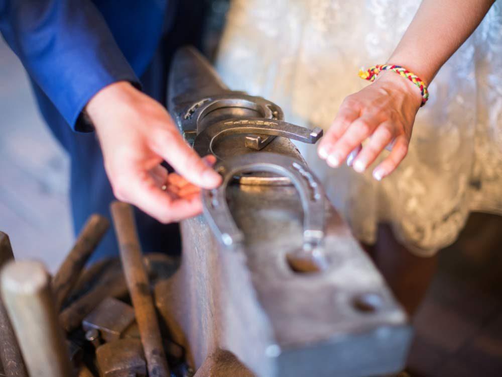 Irish wedding traditions