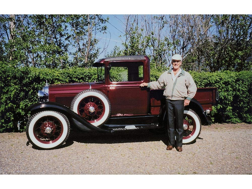 Model A Ford in 2006