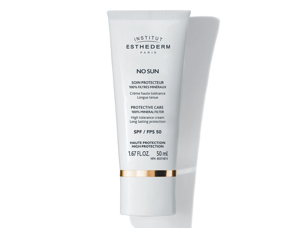 Esthederm mineral sunscreen