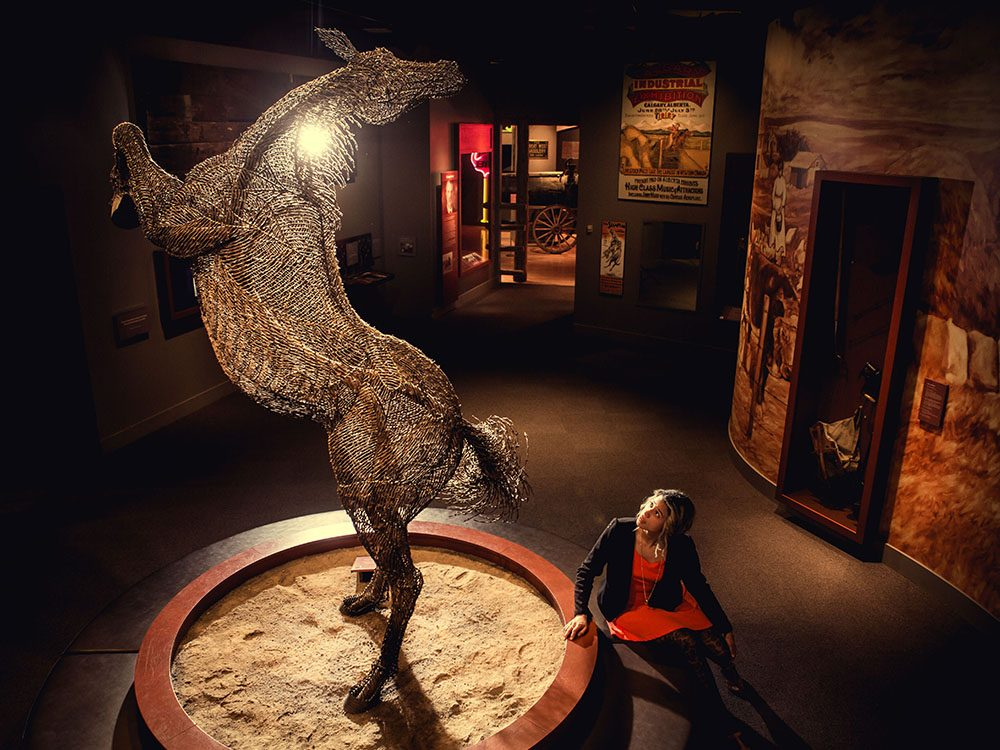 Things to do in Calgary: Glenbow Museum