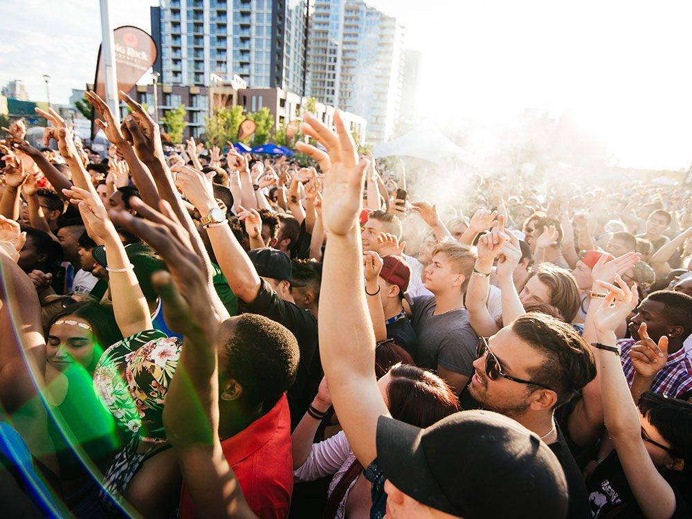 Sled Island Music Festival, Calgary