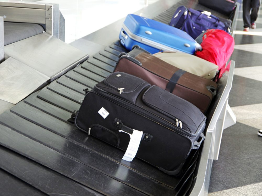 Don't be a pushover on lost luggage