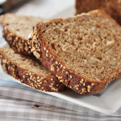 Use whole wheat bread to make your sandwich every day to increase your dietary fibre