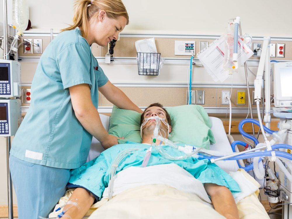 Nursing is incredibly demanding